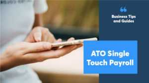 ATO Single Touch Payroll