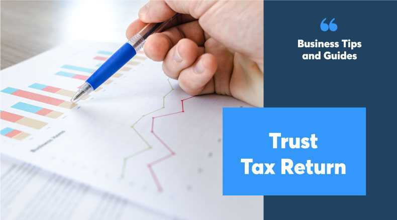 Trust Tax Return 2019