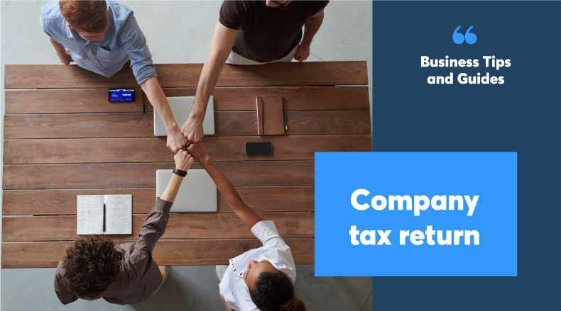 How do I file my Australian Company tax return 2019?
