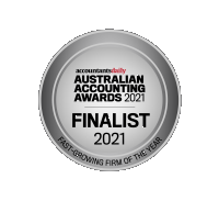 Australian accounting awards 2021 finalist