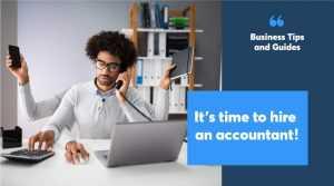hire an accountant