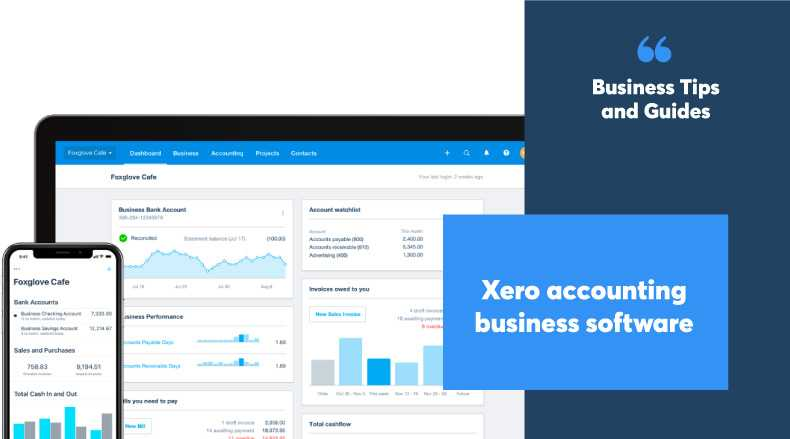 Xero small business software: all you need to know