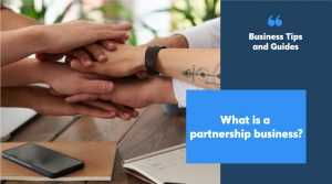 what is a partnership business