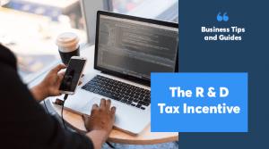 R&D Tax Incentive