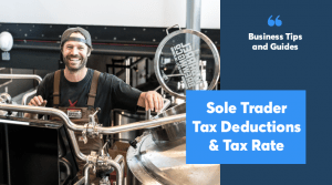 Sole Trader Tax Deductions