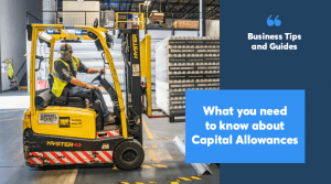 what you need to know about capital allowances