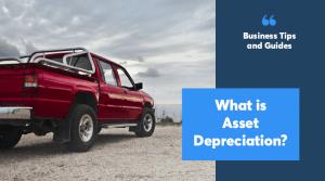 what is asset depreciation